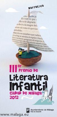 """III Premio de Literatura Infantil """"Ciudad de Málaga"""""""