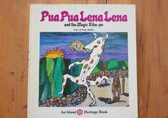 Childrens Book Hawaiian Legends Folktale Pua Pua by Repoville