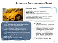 Москва - городское такси
