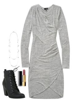 Iris West Inspired Outfit by daniellakresovic on Polyvore featuring Express and Chanel