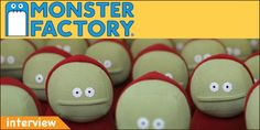 Interview with Rhya Tamasauskas, co-founder of Canadian based toy brand The Monster Factory.