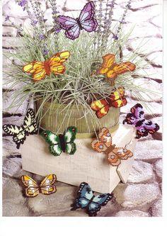 Flights of Fancy Butterflies 1/3