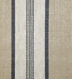 Design Classics | Nautical | Troon Fabric by Ian Mankin | Jane Clayton