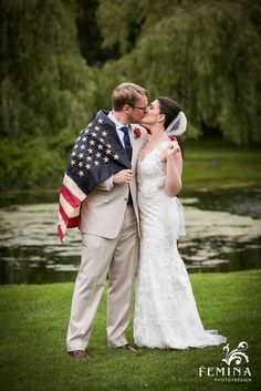 4th July Wedding The