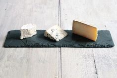 Special Edition Slate Cheese Board- love these- you can write what kind of cheese with soapstone pencil