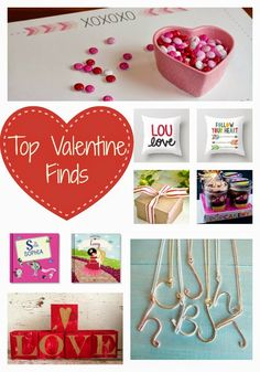 Top Finds for Valentine's Day    The Chirping Moms