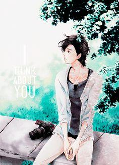 anime, manga, and say i love you image Love You Images, Say I Love You, My Love, Me Me Me Anime, Anime Guys, Yamato Kurosawa, Anime Manga, Anime Art, Yuri Anime