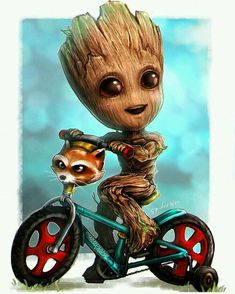 DIY Full Drill Diamond Painting Kit, Rhinestone Painting Kits for Adults and Children Embroidery Arts Craft Home Decor Cartoon Anime 18 inch Groot (Puppet, Cross Paintings, Small Paintings, Cartoon Trees, Groot Guardians, I Am Groot, Stitch Cartoon, Vin Diesel, Marvel Wallpaper, Disney Drawings