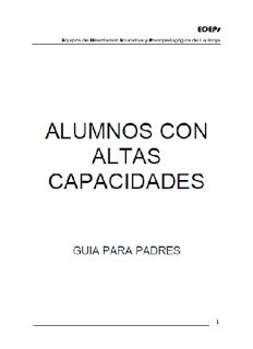 GUIA DE ALUMNOS CON ALTAS CAPACIDADES Teacher Hacks, Kids Gifts, Professor, Psychology, Therapy, Teaching, Education, Tips, Homeschooling