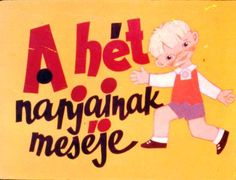 A het napjainak meseje - régi diafilmek - Picasa Web Albums Teaching Literature, Children's Literature, Baby Crafts, Toddler Crafts, Games For Toddlers, School Games, Mini Books, Little People, Projects For Kids
