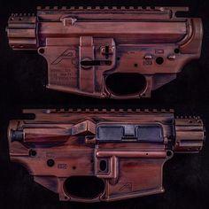 Aero Precision, Custom Guns, Badass, Firearms, Pitch, Instagram Posts, Foundation, December, Copper