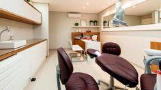 A decoração de um consultório odontológico agrega valor ao atendimento