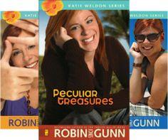 Amazon - Katie Weldon Series (4 Book Series) by  Robin Jones Gunn Zondervan