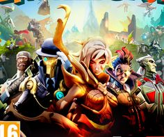 Battleborn - PS4, Xbox One & PC - http://www.jeuxvideo.org/2016/05/battleborn-ps4-xbox-one-pc/