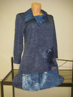 Tunika High Neck Dress, Dresses, Design, Fashion, Tunic, Turtleneck Dress, Vestidos, Moda, Fashion Styles