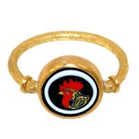 My eBay - Watchlist Carat Gold, 18k Gold, Xmas Presents, Rose Buds, Mosaic Glass, My Ebay, Rooster, Gold Rings, Beads