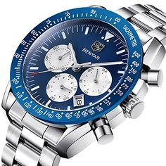 ac082c9c20b BENYAR Brand 2018 NEW Waterproof Quartz Chronograph Watch Sports Watches  Army Military Watch Clock Relogio Masculino.