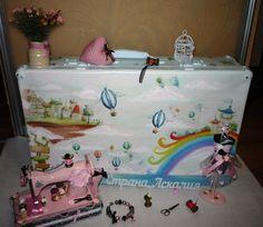 Мой чемодан творчества - Рукоделие - Babyblog.ru