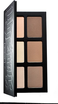 For easy contouring  Sculpt like a pro with Kat Von D Shade + Light Contour Palette ($46, sephora.com), designed by the Latina who included shades for our different colors of skin.
