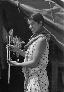 Bertha Parker Pallan (1907-1978) is considered one of the first female Native American archaeologists.