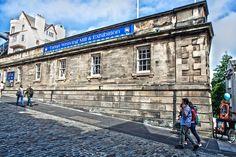 Tartans and Kilts Galore in Old Edinburgh! Edinburgh Scotland, Scotland Travel, Take The High Road, Scottish Kilts, England Ireland, Travel Uk, Scottish Castles, Homeland, Ancestry
