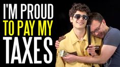 I'm Proud to Pay My Taxes!
