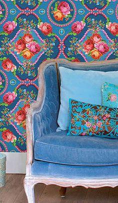 65 Victorian Bohemian Decor 18 – Furniture Inspiration the color combinations I like Moroccan Interiors, Colorful Interiors, Moroccan Bedroom, Victorian Sofa, Modern Moroccan, Moroccan Tiles, Moroccan Decor, Bohemian Decor, Modern Bohemian