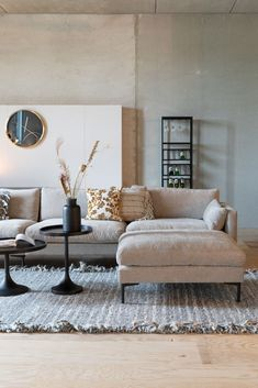 Latte, Home And Living, Living Room, Upholstered Ottoman, Lounge Areas, House Rooms, Contemporary Furniture, Decoration, Home Remodeling