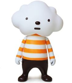 Mr. White Cloud figure by Fluffy House