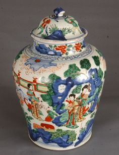 chinese porcelain - fairfaxcounty.gov