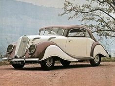 1937 Panhard Dynamic X77 Coupe