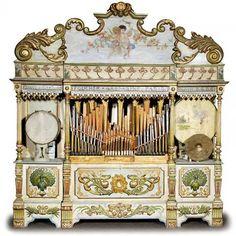 "406: Fairground Organ by ""Foucher Gasparini, Paris"", c. : Lot 406"