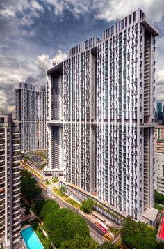 Housing: The Pinnacle @ Duxton, Singapore by ARC Studio Architecture + Urbanism, Singapore