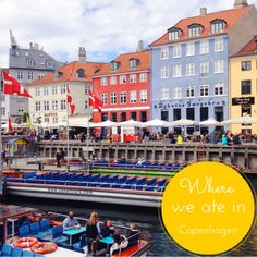 The best places to eat in Copenhagen
