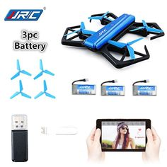 (JJR/C jjrc H43WH Mini Foldable RTF RC Selfie Drone BNF WiFi FPV 720P HD Drones Remote Control Toys KID Children RC) Can be viewed at http://all-about-drones.com/product/jjr-c-jjrc-h43wh-mini-foldable-rtf-rc-selfie-drone-bnf-wifi-fpv-720p-hd-drones-remote-control-toys-kid-children-rc/