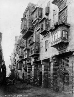 Old Cairo (Egypt)_1880