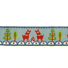 Starry Deer Ribbon