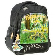 Dinosoles Dinorama Large Kids Backpack One Size Velociraptor