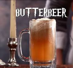 Just like Harry drank it. #butterbeer #harrypotter #recipe