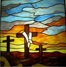 stained glass cross - Google Search