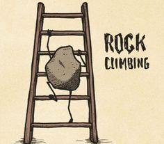 Rock Climbing Photo: Another sticker