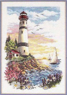 Gallery.ru / Photo # 1 - Lighthouse - ble-k