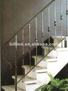 2012 china manufacture factory galvanized indoor/outdoor decorative hand hammered forged wrought iron stair railings $30~$200