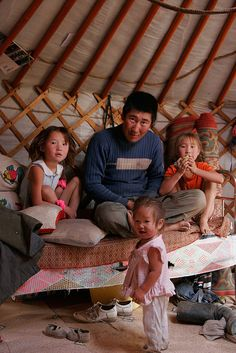 Mongolia people