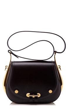 Black Hermes Calf Box Leather Passe Guide Perfect cross body bag!