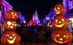 Mickey's Not-So-Scary Halloween Party, Magic Kingdom, Walt Disney World