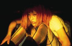 Milla Jovovich in The Fifth Element. Leeloo!