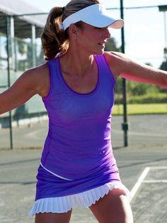 d3398e0d6e2 SALE JoFit Ladies  amp  Plus Size Tennis Outfits (Shirt  amp  Skort) -