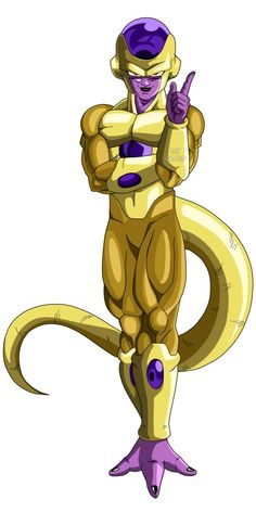 How did Frieza get so strong in Dragon . Akira, Goku E Vegeta, Son Goku, Dragon Ball Gt, Lord Frieza, Dbz Characters, Goku Super, Otaku, Cartoon