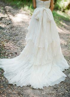 Woodland Wedding Captured by Lane Dittoe
